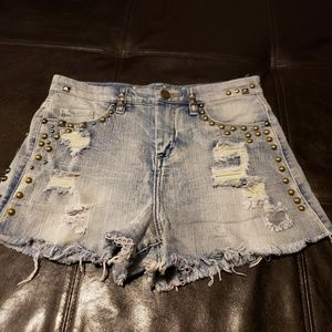 Short shorts Blank NYC size 26